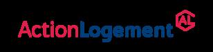 Logo Action Logement client platerfome d'achats Okaveo